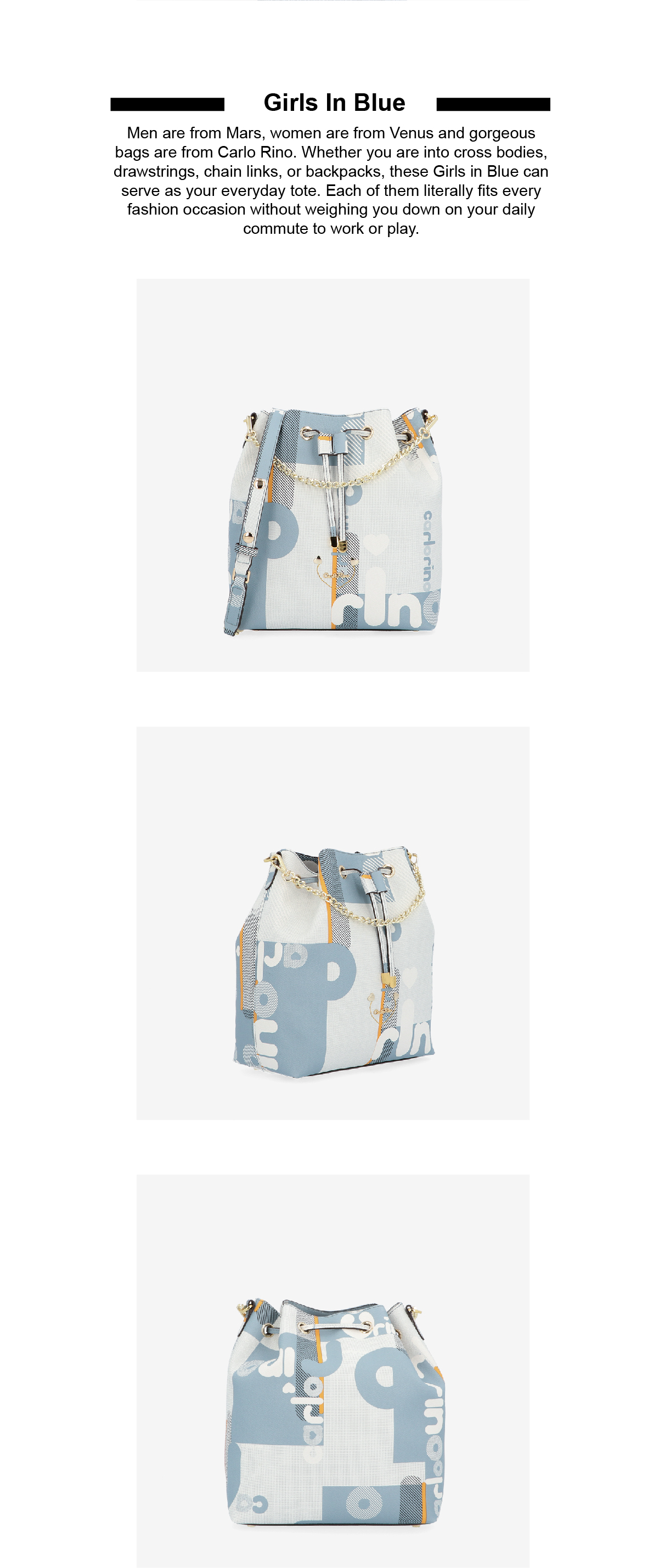 0304806H 003 23 02 - Girls In Drawstring Cross Body