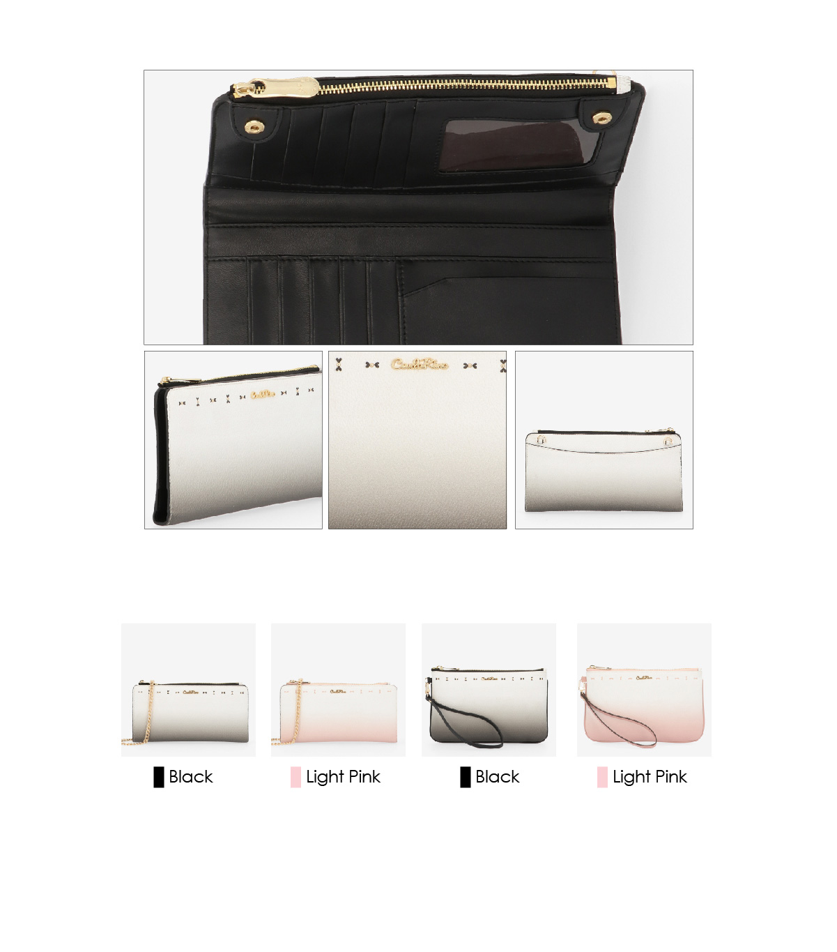 0304931H 501 03 - Shades of Class Cross Body Wallet