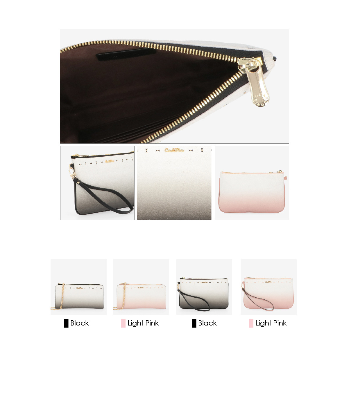0304931H 701 03 - Shades of Class Wristlet