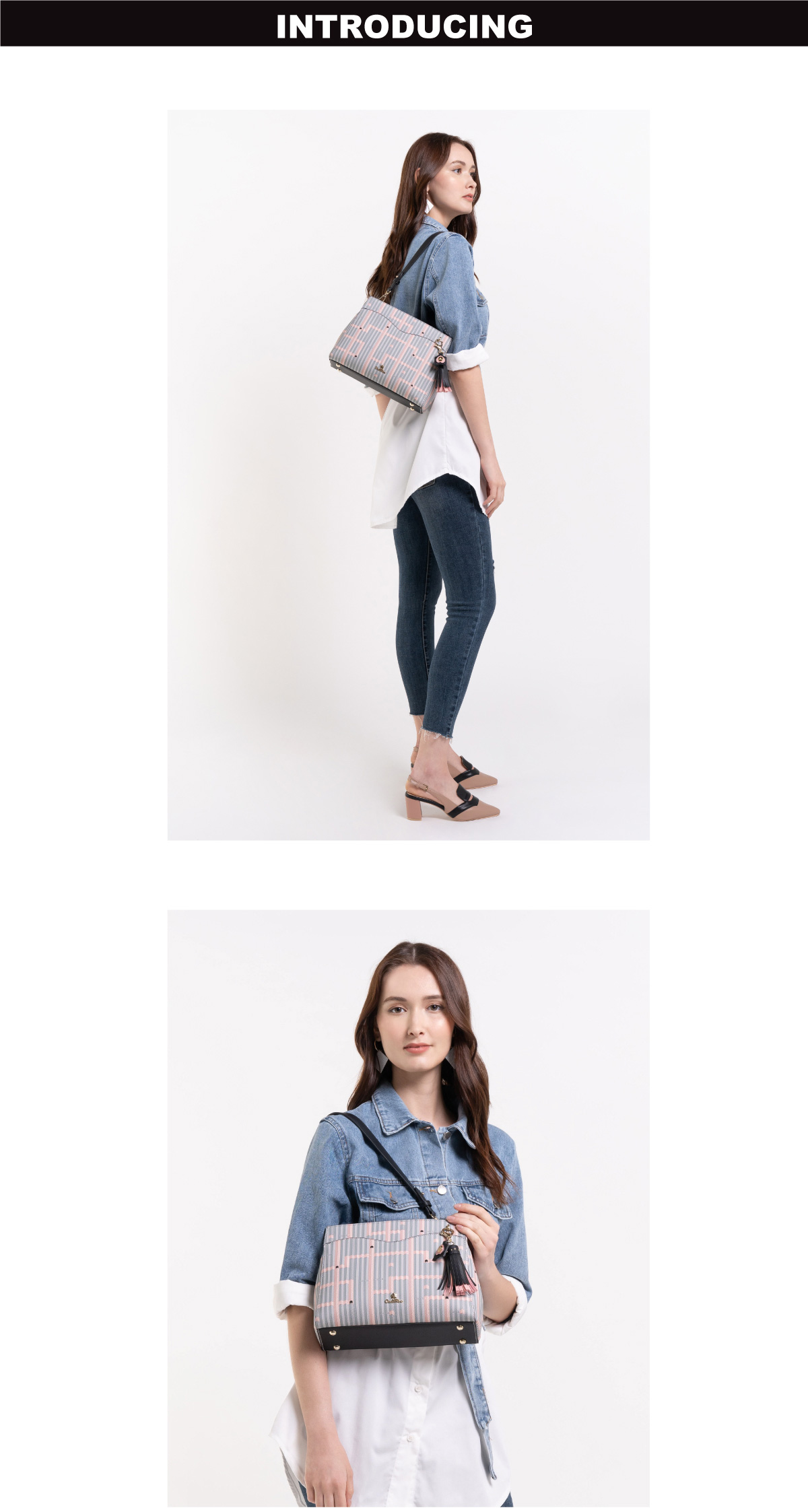 0305028J 004 01 - Miss Snowball Shoulder Bag