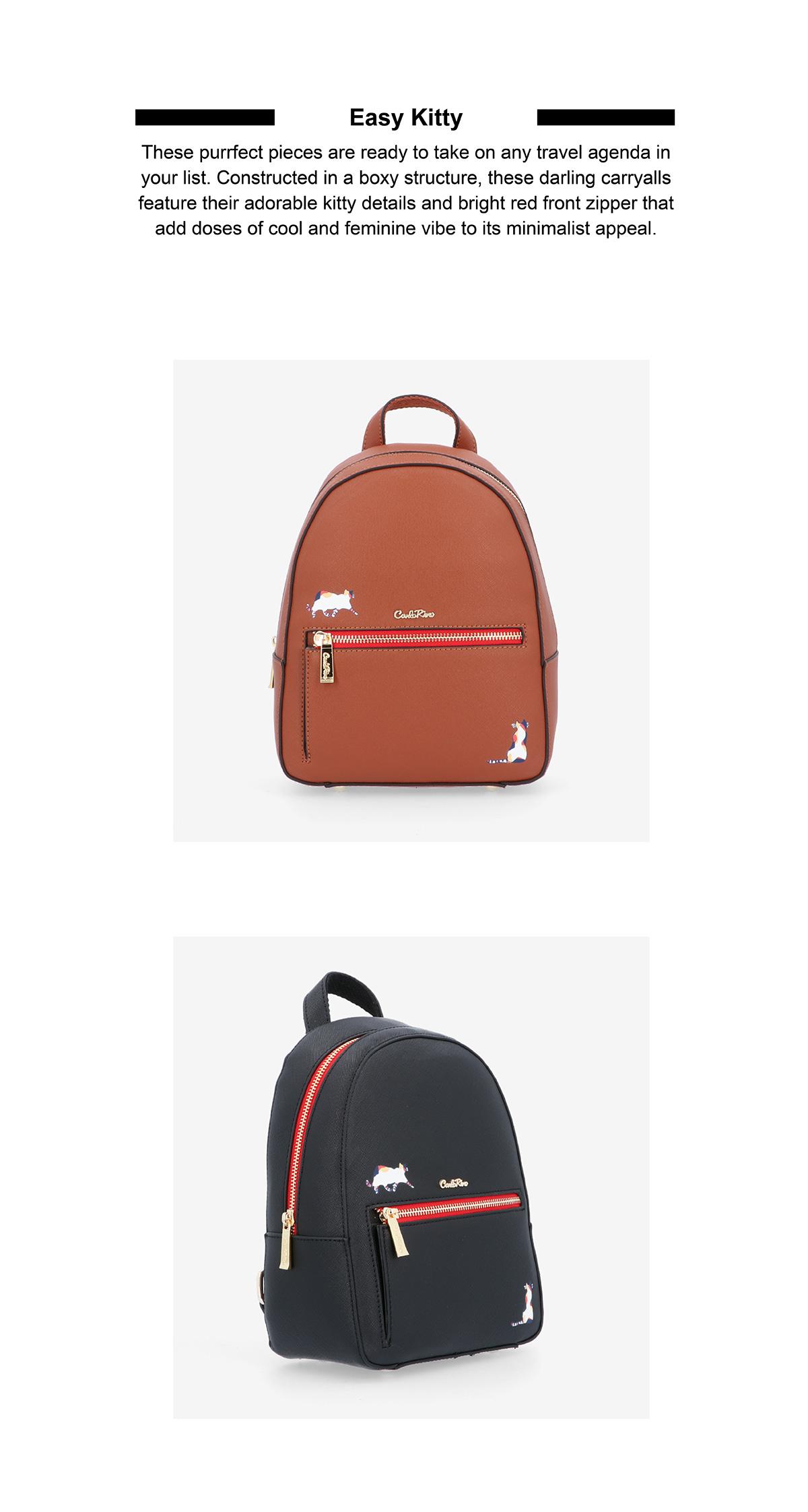 0305030J 001 02 - Easy Kitty Backpack