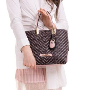 0304600E 005 34 300x300 - Woo-Hoot Golden Chain Shoulder Bag
