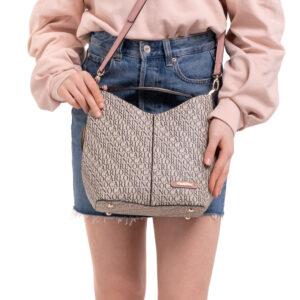 0304679E 004 24 300x300 - Kitty Charmed Top Handle Bucket Bag