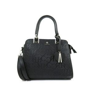 carlorino bag 0304247B 002 08 1 300x300 - My Cool Bag Monogrammed Pyramid Top Handle