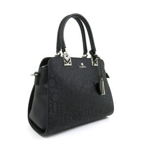 carlorino bag 0304247B 002 08 3 300x300 - My Cool Bag Monogrammed Pyramid Top Handle