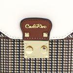 carlorino bag 0304488C 001 21 5 150x150 - Oxford Houndstooth Print Cross Body