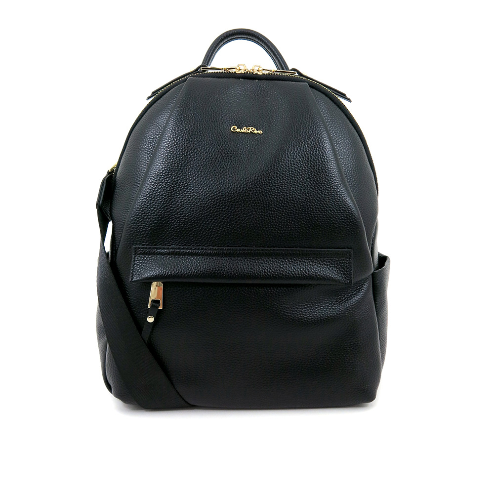 carlorino bag 0304496C 006 08 1 - Leather Backpack Party - Style 6