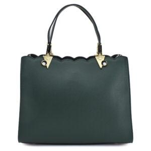 carlorino bag 0304499C 001 16 2 300x300 - Houndstooth Printed Sides Top Handle
