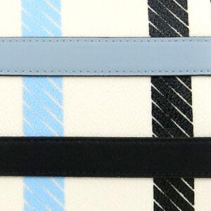 carlorino bag 0304532F 002 08 5 - Checkered-mate Shoulder Tote