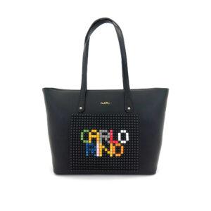 carlorino bag 0304578D 002 08 1 300x300 - Matte Lego Studs Tote
