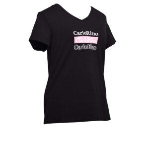 carlorino tshirt 31T001 F001 08 2 - V-neck CR Print Tee