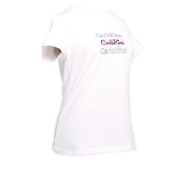 carlorino tshirt 31T001 F002 01 2 - Round-neck CR Print Tee