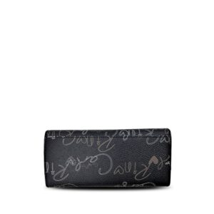 carlorino wallet 0303059 502 08 2 300x300 - Calligraphy Monogram 3-fold Long Wallet