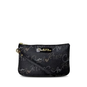 carlorino wallet 0303059 701 08 1 300x300 - Calligraphy Monogram Top Zip Wristlet