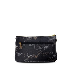 carlorino wallet 0303059 701 08 2 300x300 - Calligraphy Monogram Top Zip Wristlet