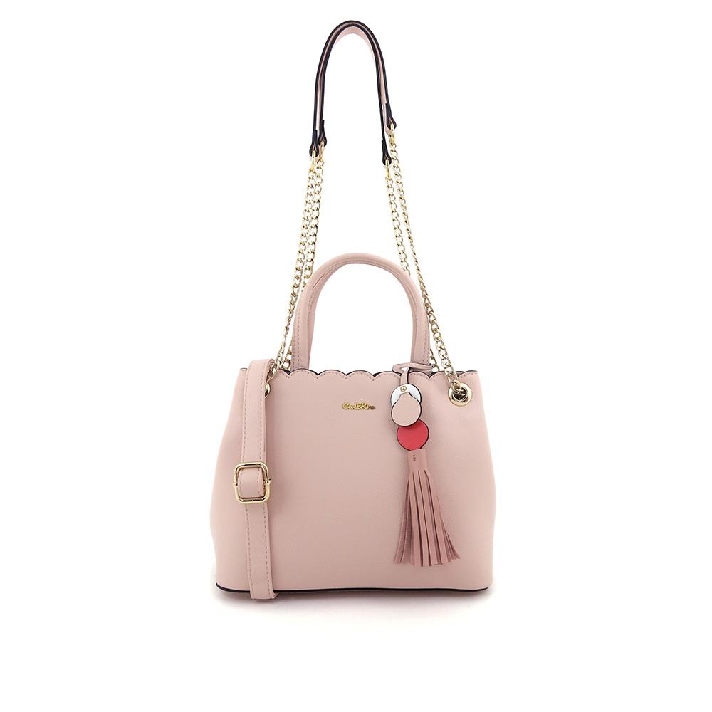 carlorino bag 0304706E 005 34 1 - Cutie Pie Shoulder Bag