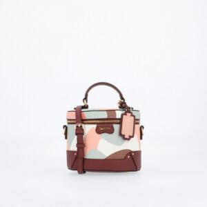 carlorino bag 0304819G 001 14 1 300x300 - Posh in Pink Chain Link Shoulder Bag