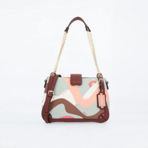 carlorino bag 0304819G 004 14 1 300x300 - Posh in Pink Shoulder Tote