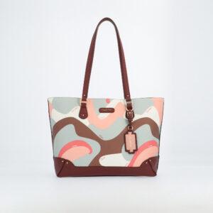 carlorino bag 0304819G 007 14 1 300x300 - Posh in Pink Chain Link Shoulder Bag