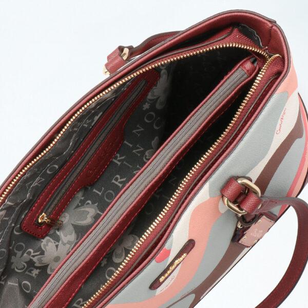 carlorino bag 0304819G 007 14 4 - Posh in Pink Shoulder Tote