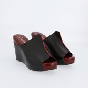 """carlorino shoe 33300 G002 08 1 300x300 - 4"""" Set Apart Peep Toe Platform Wedges"""