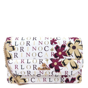 carlorino wallet 0304617D 703 24 1 300x300 - Signature Print Zip-around Top Handle