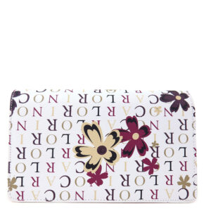 carlorino wallet 0304617D 703 24 2 300x300 - Signature Print Zip-around Top Handle