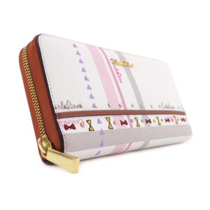 carlorino wallet 0304740E 502 05 3 - Embroidered Charmed Series Wallet - Style 2