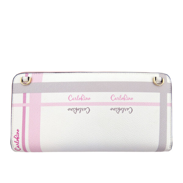 carlorino wallet 0304740E 503 34 2 - Embroidered Charmed Series Wallet - Style 3
