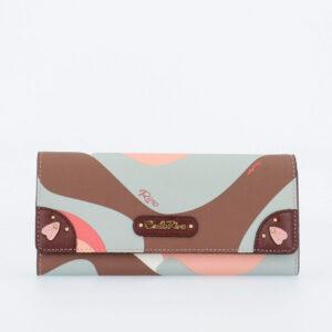 carlorino wallet 0304819G 502 14 1 300x300 - Posh in Pink 3-fold Long Wallet