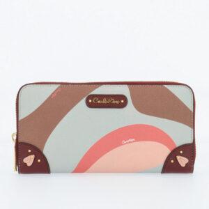 carlorino wallet 0304819G 503 14 1 300x300 - Posh in Pink Zip-around Wallet