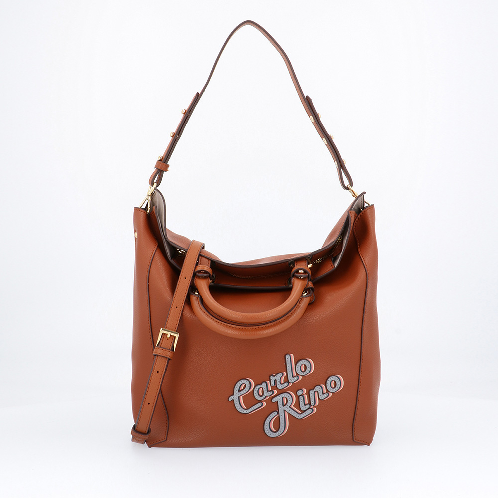 carlorino bag 0304769G 002 05 1 - The Good Ol'Daze Top Handle Tote