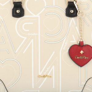 carlorino bag 0304807G 006 21 5 - Love is in the Air Top Handle Tote