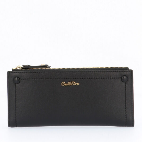 carlorino wallet 0304779G 701 08 1 600x600 - In Good Hands 2-fold Long Wallet