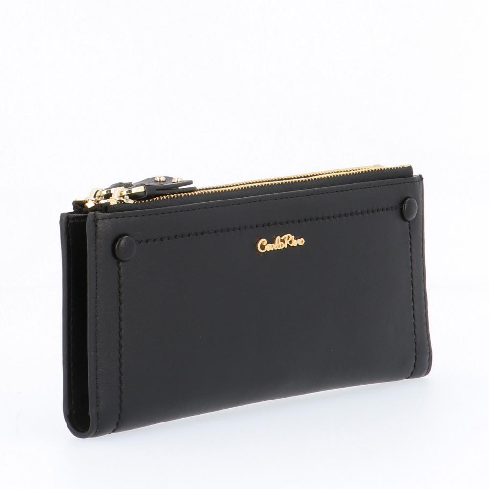 carlorino wallet 0304779G 701 08 3 - In Good Hands 2-fold Long Wallet