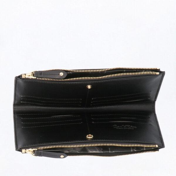 carlorino wallet 0304779G 701 08 4 600x600 - In Good Hands 2-fold Long Wallet