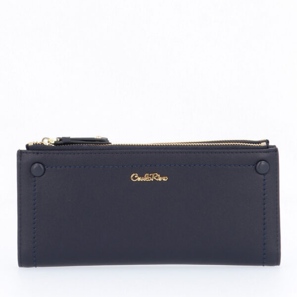 carlorino wallet 0304779G 701 13 1 600x600 - In Good Hands 2-fold Long Wallet