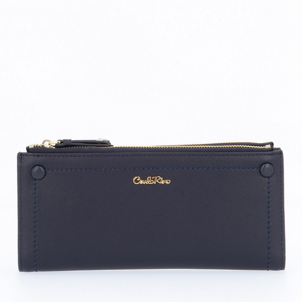 carlorino wallet 0304779G 701 13 1 - In Good Hands 2-fold Long Wallet