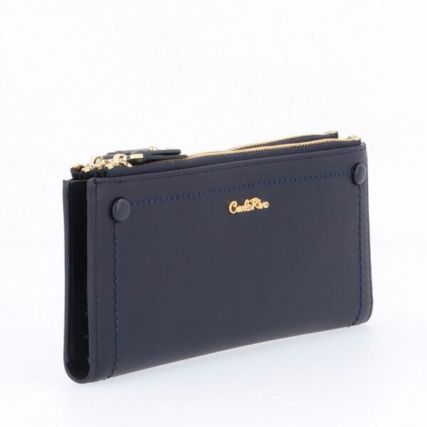 carlorino wallet 0304779G 701 13 3 600x600 - In Good Hands 2-fold Long Wallet