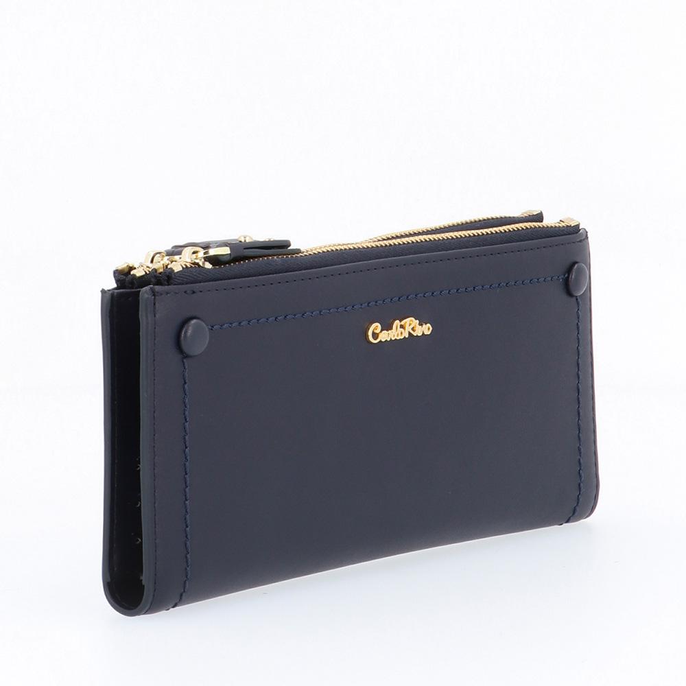 carlorino wallet 0304779G 701 13 3 - In Good Hands 2-fold Long Wallet