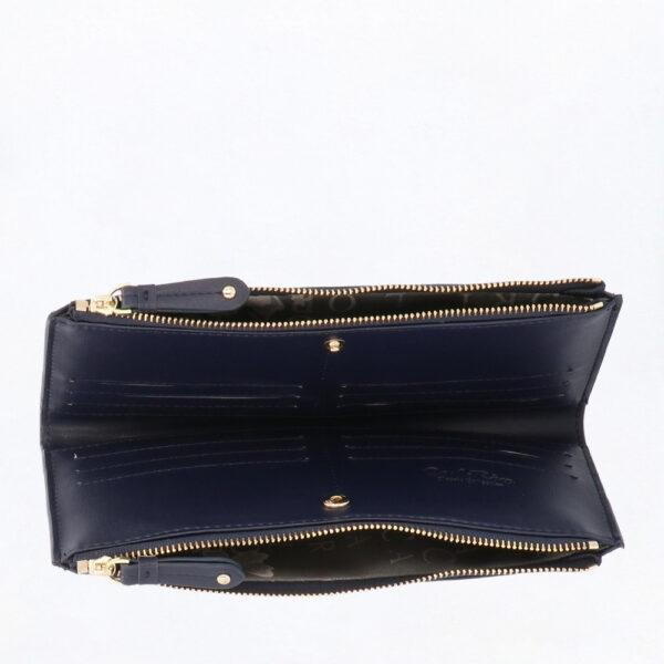 carlorino wallet 0304779G 701 13 4 600x600 - In Good Hands 2-fold Long Wallet