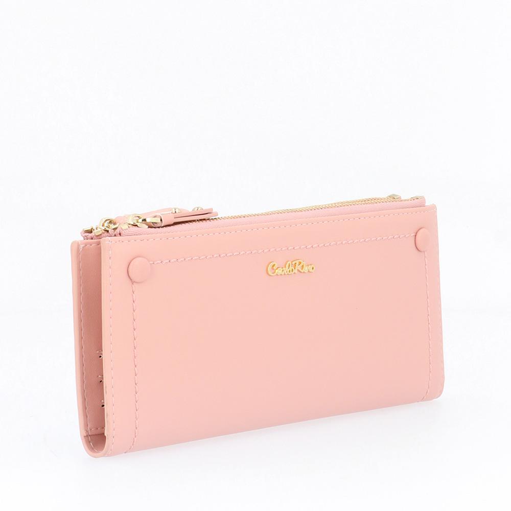carlorino wallet 0304779G 701 24 3 - In Good Hands 2-fold Long Wallet