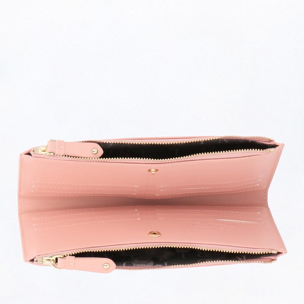 carlorino wallet 0304779G 701 24 4 - In Good Hands 2-fold Long Wallet