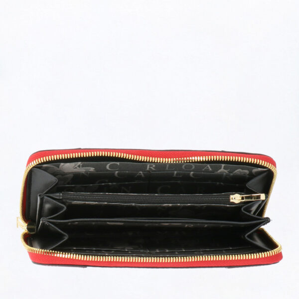 carlorino wallet 0304807G 503 21 4 - Love is in the Air Zip-around Wallet