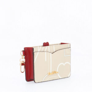 carlorino wallet 0304807G 701 21 3 - Love is in the Air Card Holder