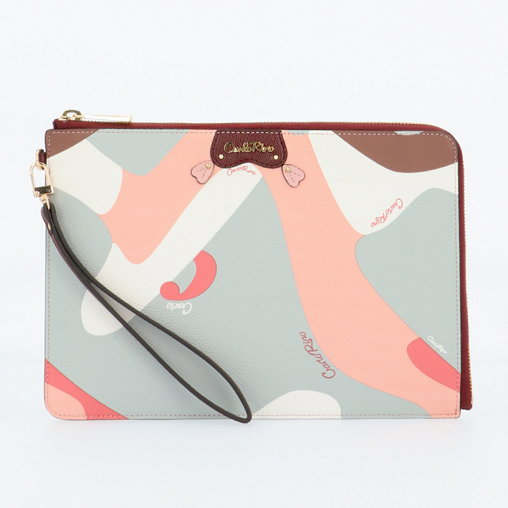 carlorino wallet 0304819G 704 14 1 - Posh in Pink Mini Pouch