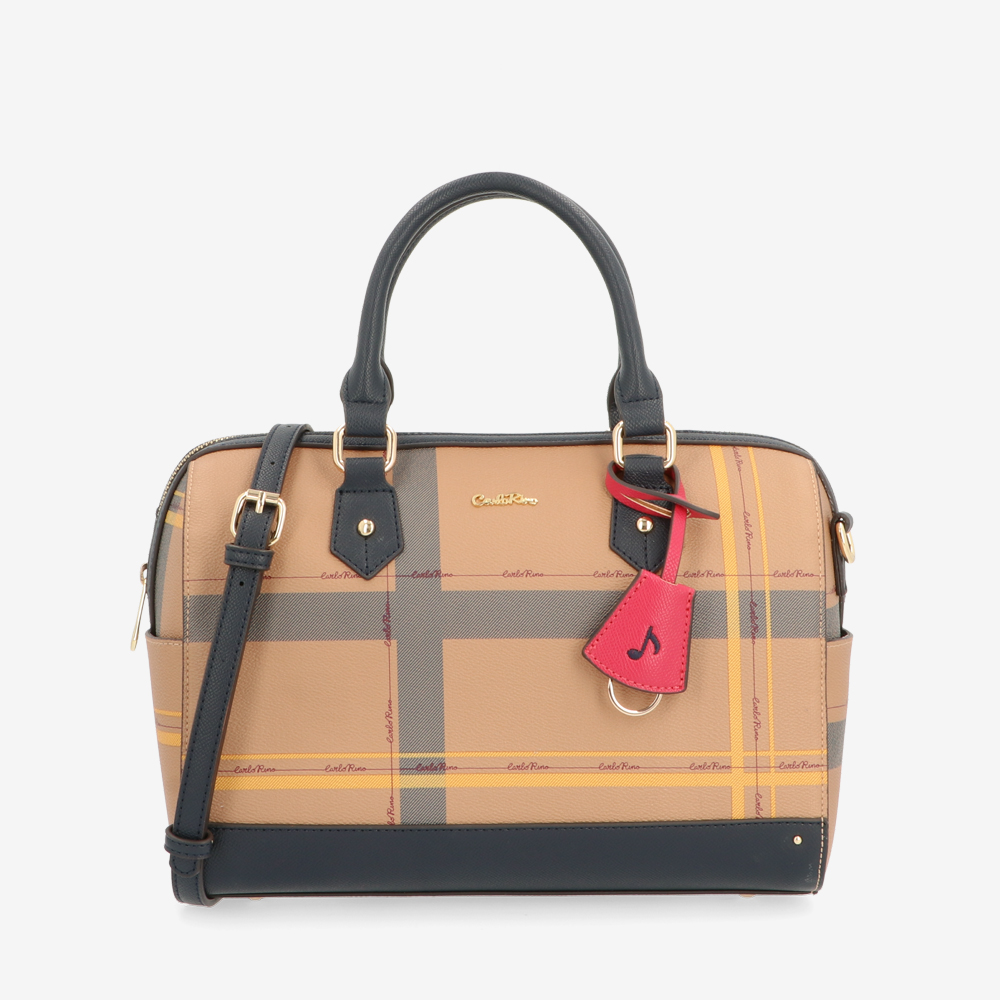 carlorino bag 0304828H 004 13 1 - First in Line Oblong Top Handle