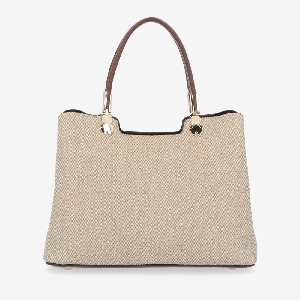 carlorino bag 0304926G 001 05 2 - First of Her Name Top Handle Tote