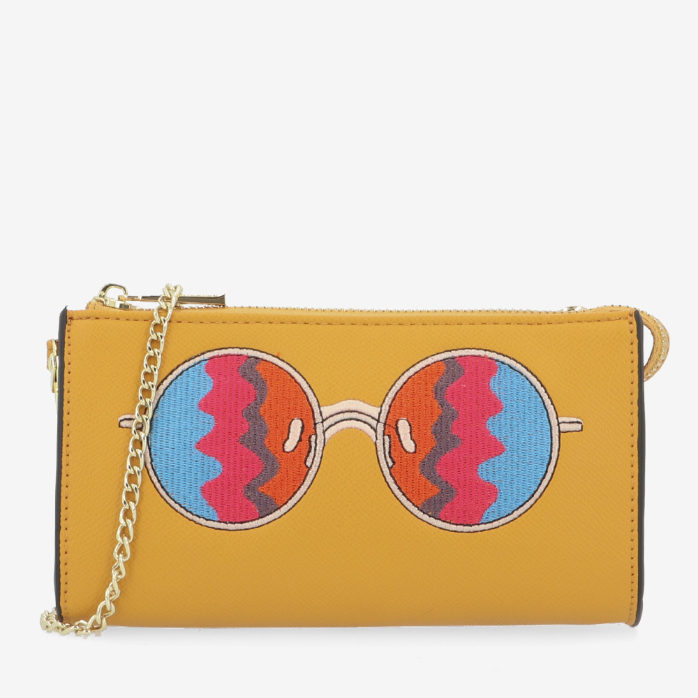 carlorino wallet 0304825G 701 07 1 - See What I mean Cross Body Wallet