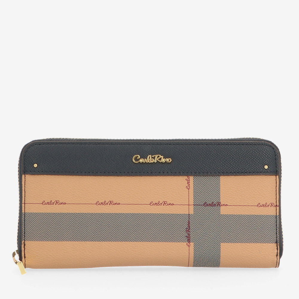 carlorino wallet 0304828H 503 13 1 - First in Line Zip-around Wallet
